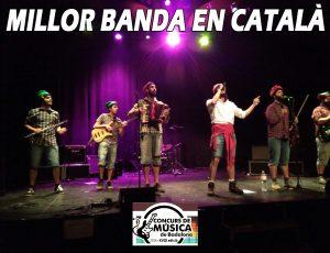Millor banda en català!