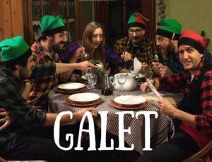 ESTRENA VIDEOCLIP DE GALET!