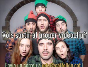 VOLS SORTIR AL PROPER VIDEOCLIP?
